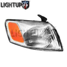 97 Toyota Camry Brake Light Details About Right Passenger Side Rh Park Signal Light For 1997 1999 Toyota Camry