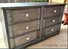 Diy bedroom furniture Black Metallic Silver Dresser Makeover 17 Diy Bedroom Furniture Makeover For Minimalists Lansdowne Life Minimal Bedroom Makeover Diy Projects Craft Ideas How Tos For