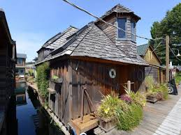 Floating Home Manufacturers Float Homes And Houseboats Small House Bliss