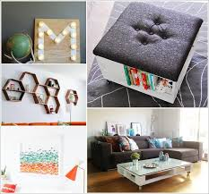 40 DIY Living Room Decor Projects That Won't Break The Bank Amazing Living Room Diy Decor