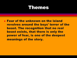 information about lord of the flies ppt video online  themes