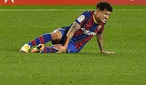 FC Barcelona: Verletzungsschock! Philippe Coutinho fällt monatelang aus