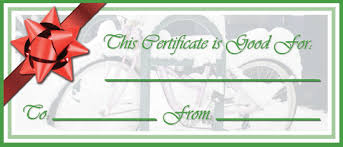 make a certificate online for free waste free gift certificates