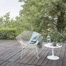 Bertoia Diamond Chair for Outdoor
