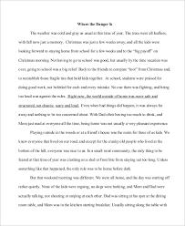 6 Descriptive Essay Examples Pdf
