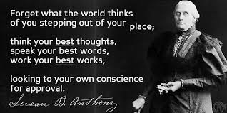 Susan B Anthony Quotes Extraordinary 48 Images About Susan B Anthony On Pinterest For Women 48