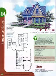 vintage country home plans best of up house floor plan google search so cute