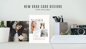 Design Graduation Announcements How To Sell Grad Cards Tip Tuesday The Modern Collective