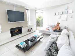living room with tv. Modern Living Room Tv Reexpvgn Decorating Clear With