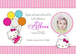 how to make hello kitty birthday invitations template hello kitty birthday invitations cards