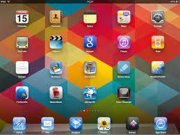 Exclusive iPad Wallpaper