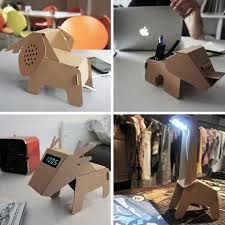 cardboard office. wonderful office a noahu0027s ark of cardboard home office accessories with