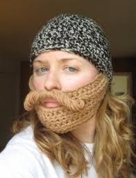 Beard Hat Crochet Pattern Magnificent Free Crochet Bearded Beanie Hat Pattern The Santa Beard Beanie