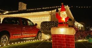 the best xmas garage door decorations from around the web
