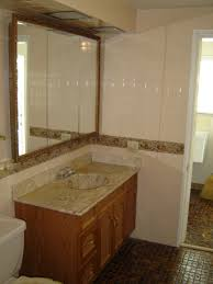 marvelous small modern bathroom ideas. Bathroom. Brown Wooden Vanity With Many Storage Plus Counter Top And Sink Feat Mirror Marvelous Small Modern Bathroom Ideas L