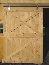 barn sliding garage doors. Free Sliding Barn Door Plans From BarnToolBox.com Garage Doors E
