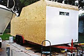 trailer aluminum siding photos