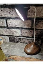 Hediye Fan Sarjlı Dokunmatik Masaüstü Led Lamba Fiyatı, Yorumları - TRENDYOL