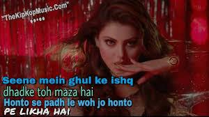 Aashiq Banaya Aapne Full Mp40 Song DownloadListen Online With Lyrics Impressive Download Song Quotes