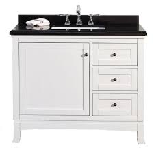 42 inch white vanity. Plain Vanity OVE Decors Sophia 42 In W X 21 D Vanity In White With Throughout Inch C