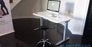 stir kinetic desk m1 hands on even smarter standing