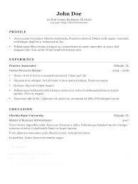 Plain Text Resume Sample Ascii Format Resume Resume Ideas