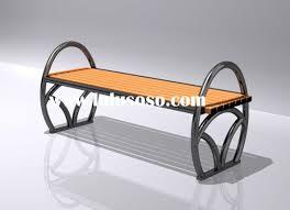 Modern Outdoor Wrought Iron Patio Furniture With Wrought Iron Outdoor Wrought Iron Bench
