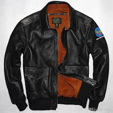 2018 top quality a2 leather air force pirate engraved world war ii flight suit genuine leather jacket from tinlon 199 0 dhgate com