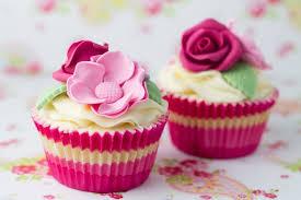 pretty pink cupcake.  Cupcake Pretty Pink Flower Cupcakes On Cupcake L