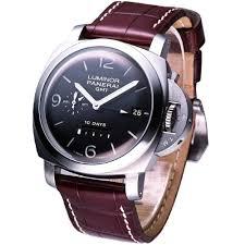 panerai watch shops online panerai luminor 1950 10 days gmt 44mm stainless steel mens watch pam00270