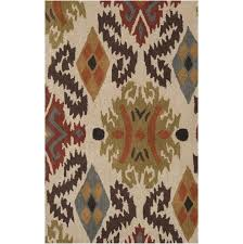 2 x 3 rectangular surya accent rug mat5436 23 fatigue green olive color hand tufted in india matm
