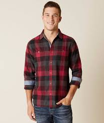 Mens Designer Flannel Flag Anthem Bamberg Flannel Shirt Mens In 2019