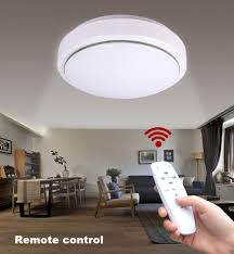 package contents 1 x led ceiling light 1 x remote controler no battery