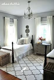 rugs for little girl room little girls bedroom rugs love the twin beds in a guest rugs for little girl room
