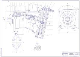 Курсовые и дипломные работы станки токарные металлорежущие  Курсовой проект Разработка регулируемого реверсивного мотора для металлорежущего станка шифр 42111564