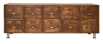 industrial antique furniture. Industrial Vintage Filing Cabinet/Sideboard Antique Furniture