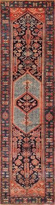 antique persian malayer runner rug  by nazmiyal