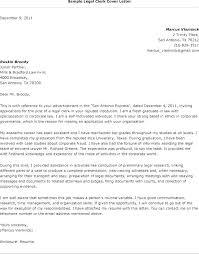 Law Clerk Sample Resume Ha