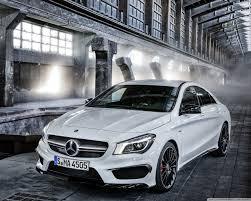 2014 Mercedes Benz CLA45 AMG ❤ 4K HD Desktop Wallpaper for 4K ...