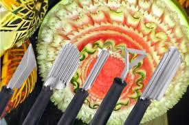 <b>Фигурный</b> нож для <b>нарезки</b> овощей: рифленый и волнистые ...