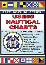 Amazon Com Using Nautical Charts Gene Grossman Unites