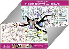 vce the imaginative landscape context study map