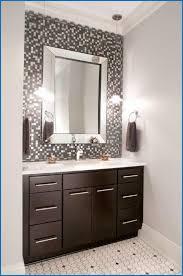 bathroom designers in my area inspirational bathroom powder room vanity area black and white mosaic of