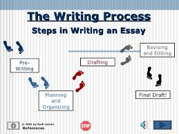 essay on writing process co essay on writing process