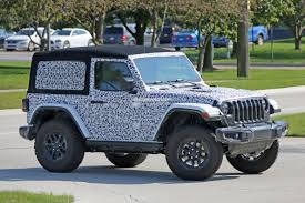 2018 jeep jl wrangler. fine jeep 2018 jeep wrangler jl prototype to jeep jl wrangler l