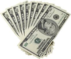 Image result for wad cash of dollar?