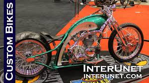top 10 cool motorcycles best one of a kind custom built bikes