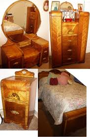 collectibles general antiques waterfall antique identification art deco bedroom furniture art deco antique