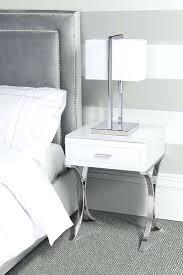 aurelia white glass bedside table hemnes bedside table glass top glass bedside tables nz black glass top bedside table