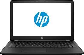 Ноутбук <b>HP 15</b>-<b>bs 172 ur</b> (4UL 65 EA) <b>черный</b> купить в интернет ...